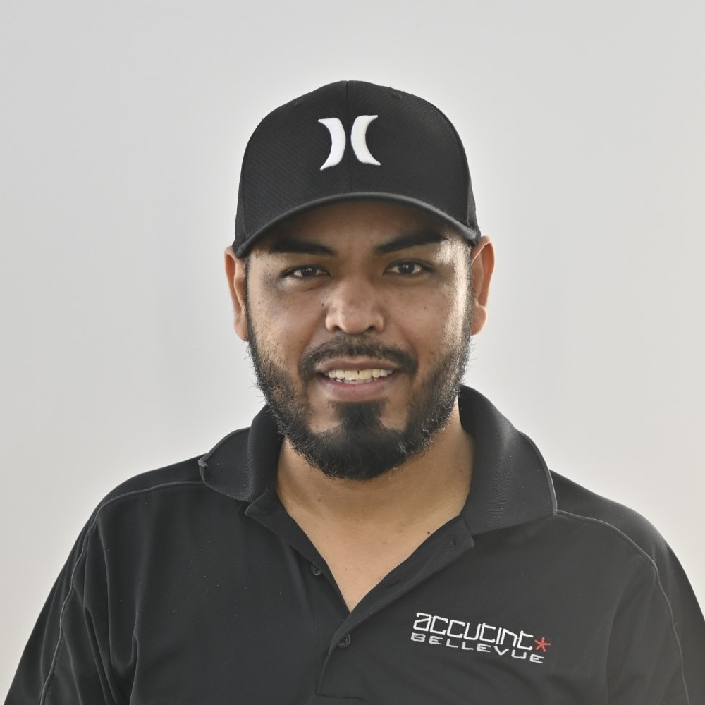 Hugo Dela Cruz, Paint Protection/ Vinyl Technician