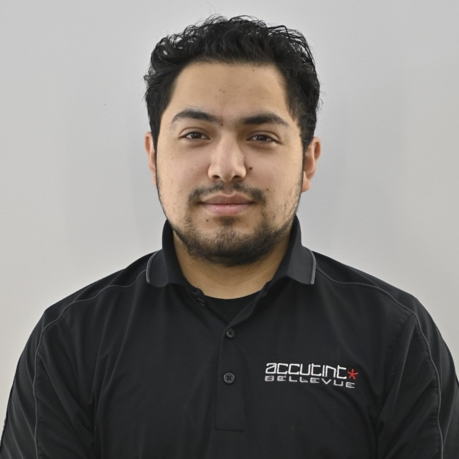 Jay Gonzalez, Paint Protection Technician